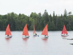 A Week of Sailing Lessons